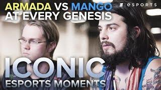 Video ICONIC Esports Moments: Armada and Mango's Incredible Genesis Rivalry! download MP3, 3GP, MP4, WEBM, AVI, FLV Januari 2018
