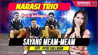 Putri Siallagan - Sayang Meam-meam (Lagu Batak Official Video)