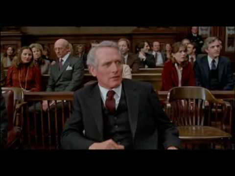 The Verdict  Jack Warden whacks off inside the courtroom.