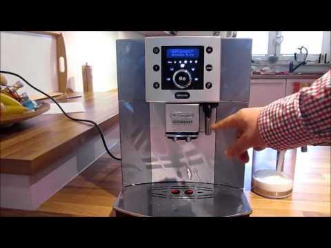Delonghi Perfecta Cappuccino Esam 5500 Review Test Deutsch Huis Interieur Huis Interieur 2018 [thecoolkids.us]