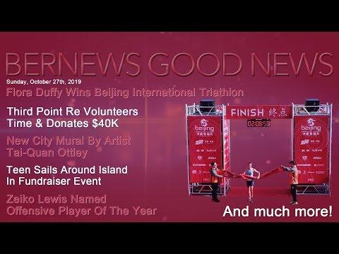 "Bernews ""Good News"" Sunday Spotlight, October 27, 2019"