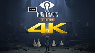 Little Nightmares The Hideaway  | 4K 60fps | Longplay Walkthrough Gameplay No Commentary