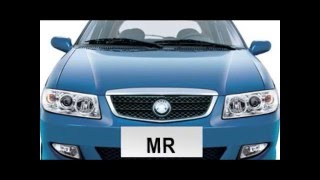 Geely MR Cheapest Car