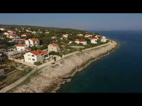 SPLITSKA Brač Croatia 2016 from the air