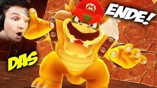 MARIO WIRD ZU BOWSER ?!?! |  Super Mario Odyssey (ENDE)