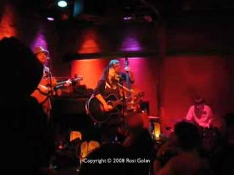 "Rosi Golan ""Lullaby"" @ Rockwood Music Hall"