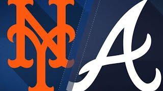 Albies' grand slam powers Braves past Mets: 6/12/18