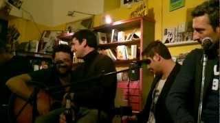 """Orchestraccia @ NPQ per SenzaFiltro di Stefano Mannucci15/11/12 """"LELLA"""""""