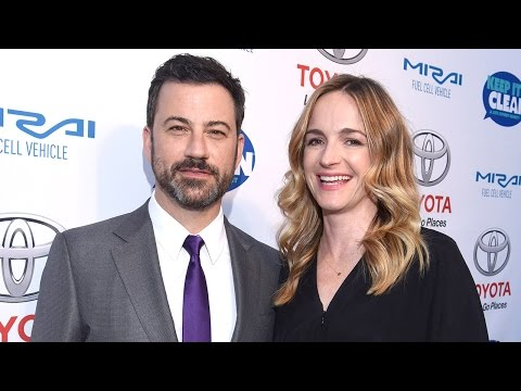 Celebs React to Jimmy Kimmel's EMOTIONAL Story About Newborn Son's Heart Defect
