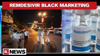 Remdesivir Black Marketing: Raipur Police Arrest 2 For Illegal Sale Of Antiviral Drug