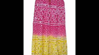 Bollywood fashion dresss lehenga choli lengha choli kurta top cotton skirt mini skirts Thumbnail