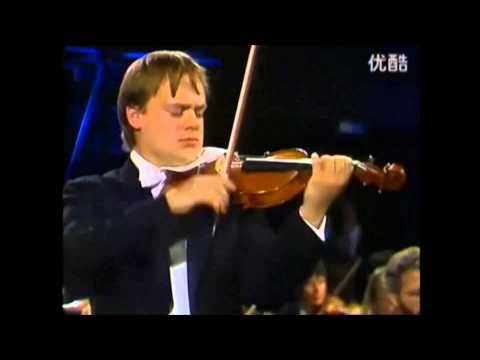 Tchaikovsky violín Concerto in D Major Op. 35 Frank Peter Zimmermann.