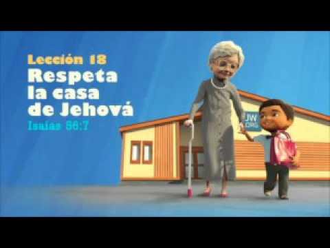 Caleb No Correr En La Casa De Jehová Youtube