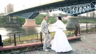 Виталий и Ольга-прогулка. Свадьба. Гродно