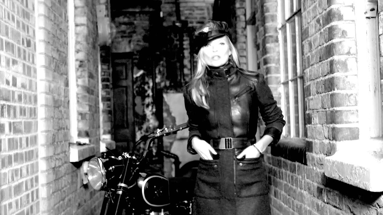 Girl On Bike Hd Wallpaper Matchless London Autumn Winter 2013 Campaign Youtube