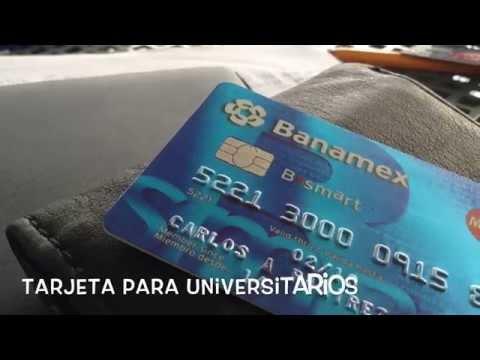 B•Smart U de Banamex   Tarjeta para universitarios. de YouTube · Duración:  1 minutos 1 segundos