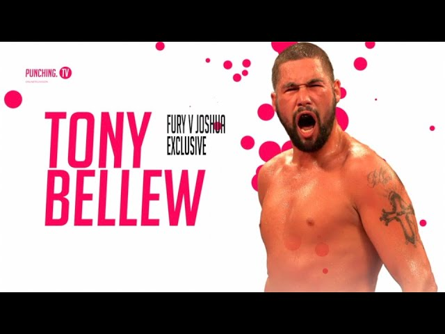"""Tony Bellew - My rise from """"fat kid in Liverpool"""" to world champion"""
