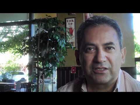 Cosimo Spera presenta gigWme (Italiani d Frontiera a San Francisco)