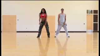 Ciara- Body Party Choreography