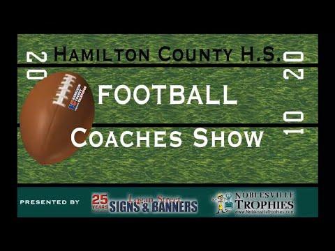 Hamilton County H.S. Football Coaches Show