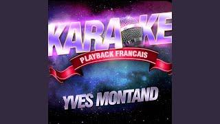Dansons La Rose (La Rose De Picardie) — Karaoké Avec Chant Témoin — Rendu Célèbre Par...