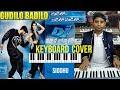 Gudilo Badilo From Dj Duvvada Jagannadham Keyboar