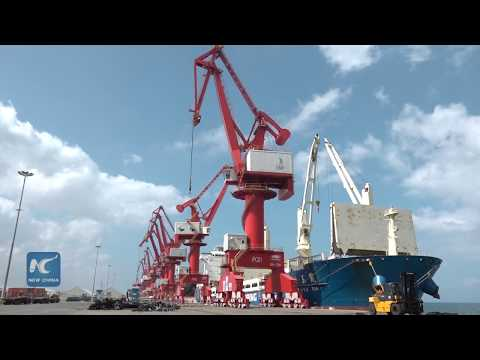 China invested port boosts trade in Djibouti