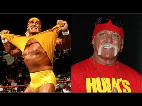Hulk Hogan from 5 to 64 years old from YouTube · Duration:  3 minutes 18 seconds