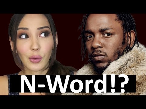 Kendrick Lamar's N-Word Problem | Can White People Say It?