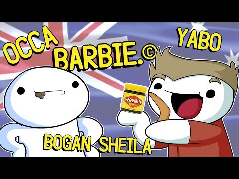 Thumbnail: Drawing Weird Australian Phrases (Feat. Draw with Jazza) (mate)