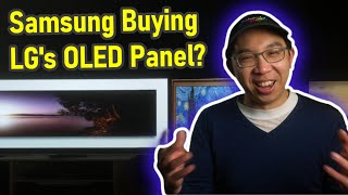 Samsung to Buy WRGB OLED TV Pa…