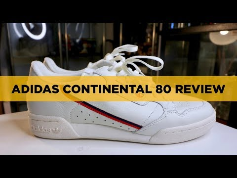 adidas Continental 80 Review (Why It's