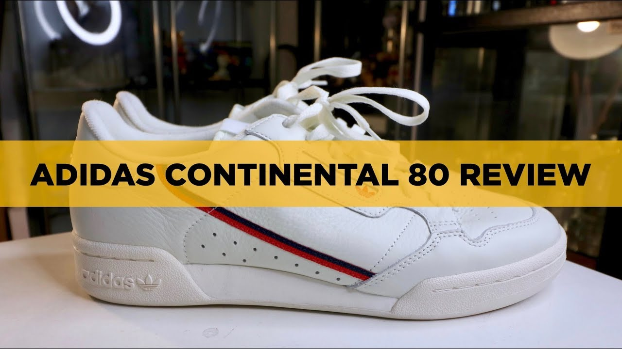 new styles ca1c0 607d4 adidas Continental 80 Review (Why Its Better than the Yeezy Powerphase  Calabasas)