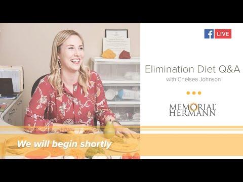 Expert Chat | Elimination Diet Q&A