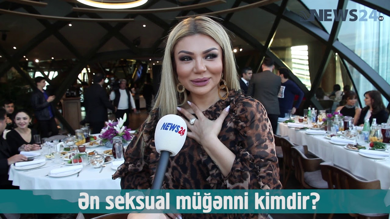 Azərbaycan şou-biznesinin seksual ulduzları - SORĞU
