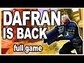 DAFRAN IS BACK FIRST ENCOUNTER IN RANKED