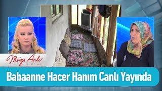 Babaanne Hacer Hanım canlı yayında - Müge Anlı ile Tatlı Sert 17 Mayıs 2019
