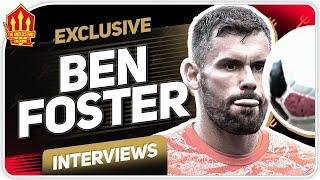 De Gea or Henderson? BEN FOSTER Interview! Man Utd Transfer News