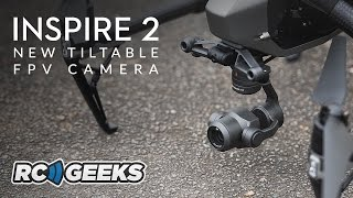 DJI Inspire 2 FPV Camera - What can it do?