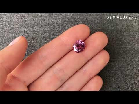 Натуральный камень розовая шпинель  3.72 карат