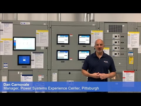 Power Systems Experience Center Tour  Metering Focus