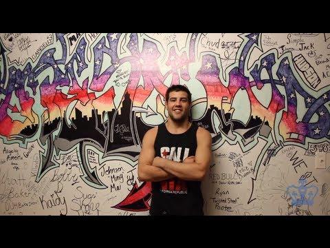 EC's Resident Graffiti Artist: Tyler Sheridan