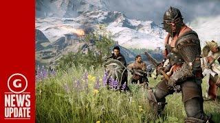 Dragon Age Will Run at 1080p on PS4 & 900p on X1 - GS News Update