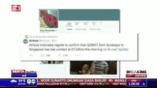 Pihak AirAsia Berkicau di Twitter