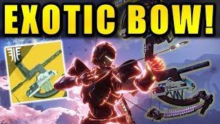 Destiny 2: EXOTIC BOW GAMEPLAY! - Exclusive Gambit Gameplay | Forsaken DLC