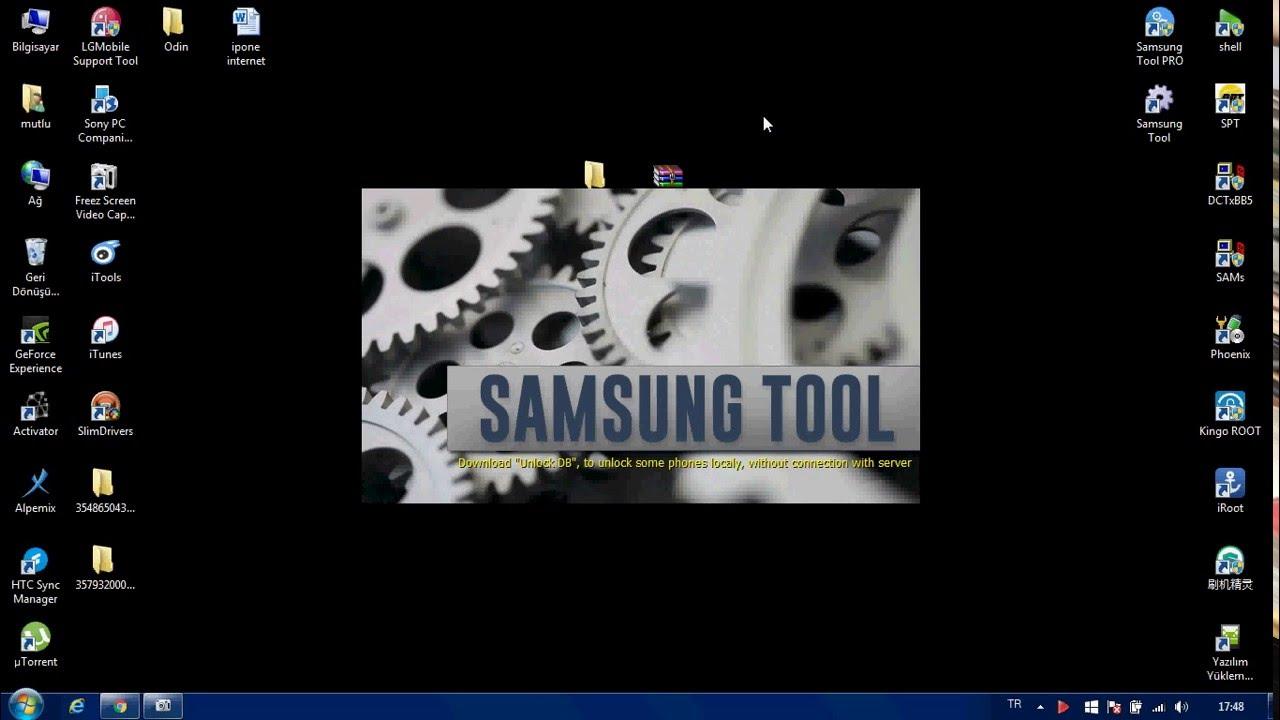 Samsung S6 Edge (SM G925F) 6 0 1 Z3X İmei Repair