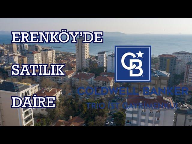 CB Trio-İst Sezgi Bilge - Erenköy'de Satılık Daire