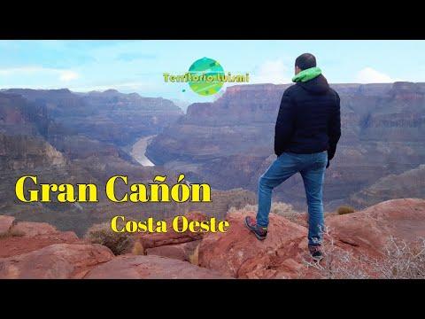 Visita al 💥GRAN CAÑÓN DEL COLORADO desde LAS VEGAS 😎 - Grand Canyon West - Costa Oeste