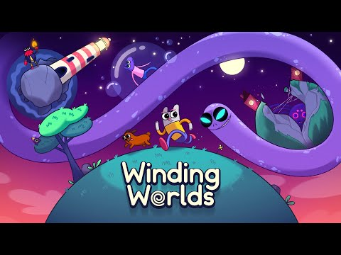 Winding Worlds - Launch Trailer
