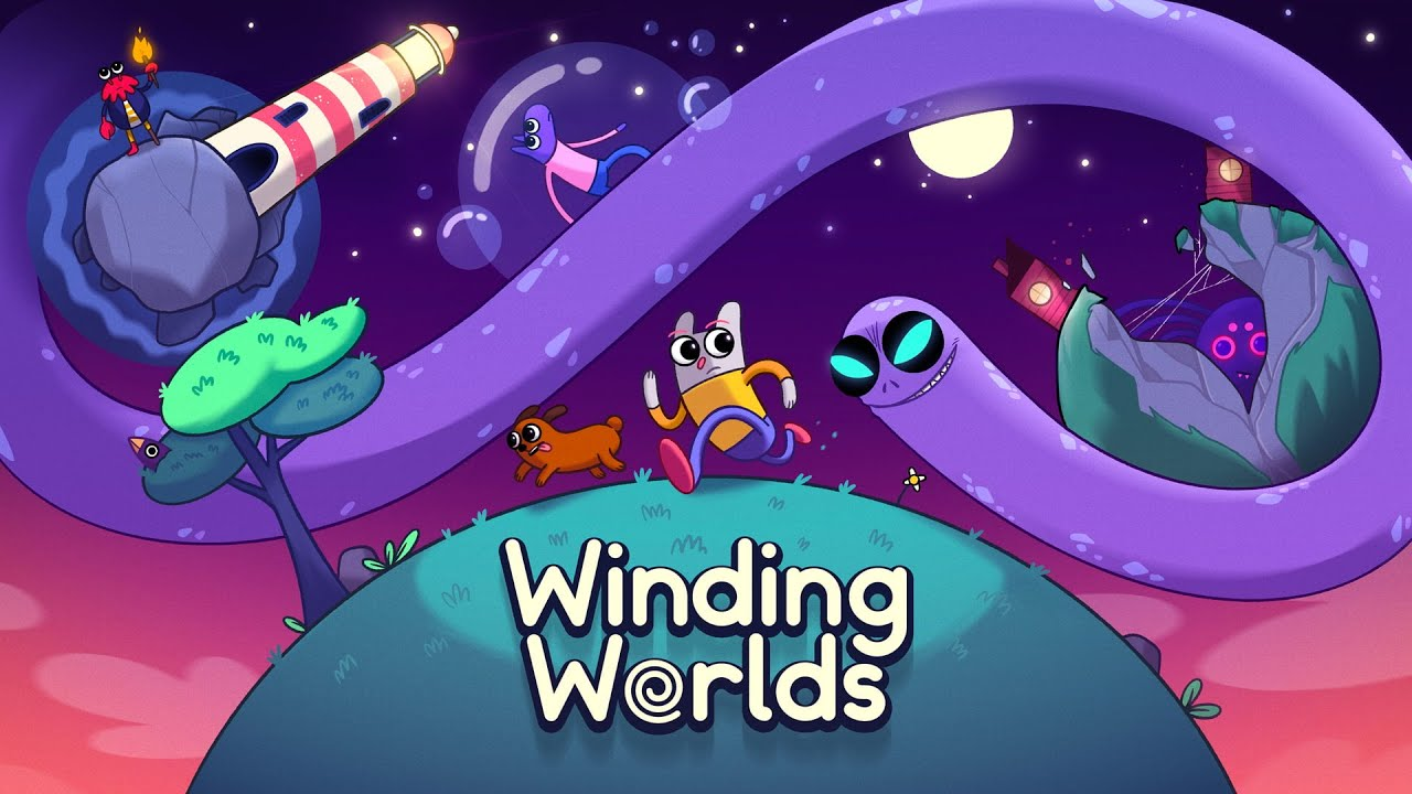 Winding Worlds - Launch Trailer